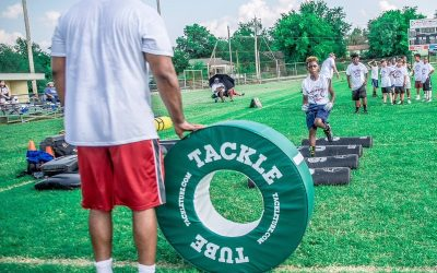 Tackle Tube in action at Tulsa Tech